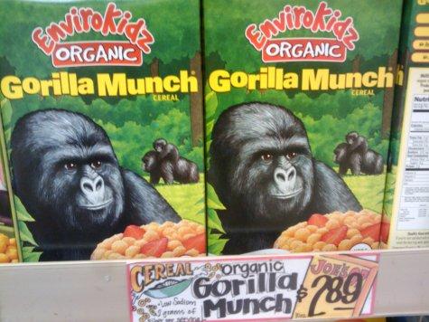 Gorilla-Munch