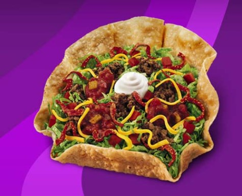 The Taco Salad