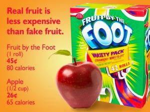 fruitVSfruitsnack