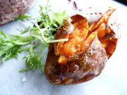 What make Sweet Potatoes Rediculicious... Coconut Butter